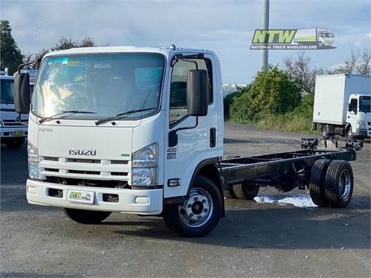2013 Isuzu NPR400 National Truck Wholesalers Pty Ltd  - Trucks for Sale