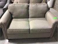 Brown Two seat Couch