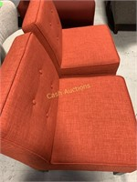 2 Chairs, Orange
