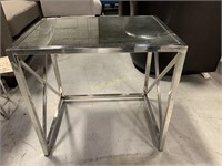 Table, Mirrored Top