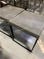 Table, Gray