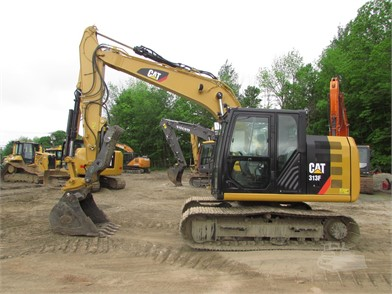 Caterpillar 313 For Sale 182 Listings Machinerytrader Com Page 1 Of 8