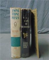 Books incl. Otto Penzler, Pulps, & More