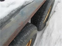 2004 3 CAR HAULER TRAILER
