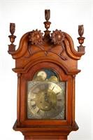 Fisher clock detail