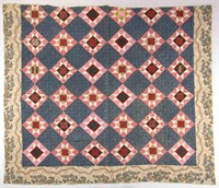 From a fine selection of quilts