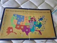 State Quarter Map