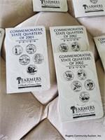 1999-2008 Commemorative State Quarter Books