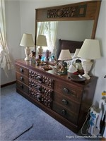 Pair Of Mated Dressers