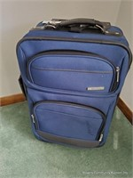 Blue Suit Case
