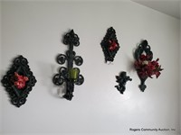 Floral Wall Decorations