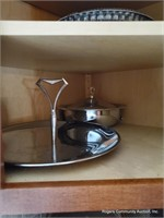 Contents of Top Cupboards