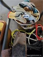 Mower Blades, Funnels, Gloves, Straps & Misc.