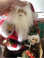 Lot Of Assorted Christmas Decorations