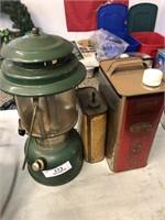 Camping Lantern & Camp Fuel