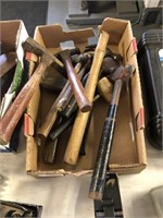 3 Boxes of Assorted Hand Tools