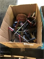 2 Boxes of Assorted Hand Tools