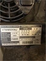 60 Gal. Air Compresser 6HP Model # VT619500AJ  230