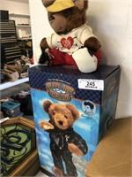 Elvis Bear - Stuffed Bear