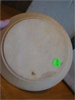 """Vtg Germany Hand Carved Vase 7&3/4"""""""
