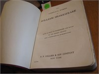 1923 The Complete Works of William Shakespeare