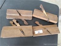 4 Molding Planes