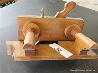 Molding Plane (Marked W.V.T.)