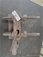 Molding Plane (Sandusky Tool Co.) #125 Broke