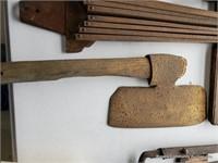 US Bayonet (W/ Leather Sheath)