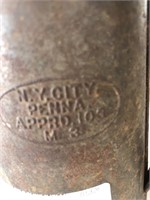 Primitive Oil Can