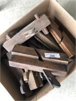 Box Of Molding Planes