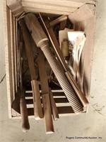 Box Of Machetes