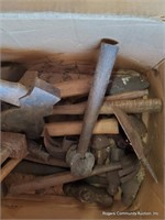 Box Of Hammers & Hatches