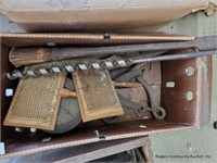 Files, Auger Bits, Measuring Tools, Wool Combs & M