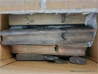 Box Of Wood Planers