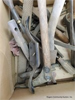 Files, Hatches, Planers & Wrenches