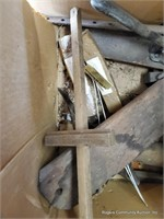 Hand Drill, Planers & Hammers