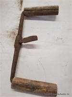 Primitive Wood Working Tools