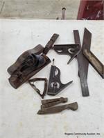 Planer Parts, Levels & Hook