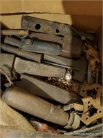 6 Boxes Of Assorted Wood Tools