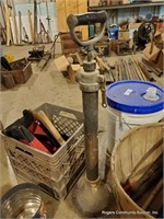 Pile Of Assorted Tools