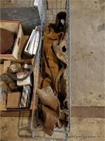 Saw Blades, Chaps & Misc. Garageware
