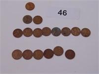 Online Auction -Hatchets, Tools, Coins