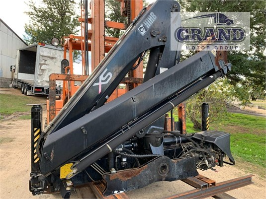 2007 Hiab 099B-3 Duo Grand Motor Group  - Cranes & Tailgates for Sale