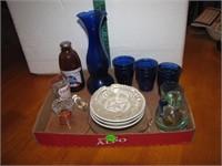 Lot of Vintage Glassware, Barware & more