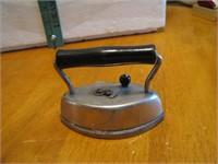 """Antique Mini Dover Sad Iron 4"""" x 3"""""""