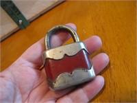 Vintage Padlock (No Key)