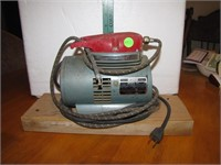 Vintage George Model 96 Air Compressor for