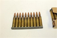 270 ROUNDS FEDERAL 5.56 AMMO