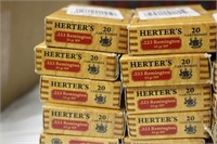 360 ROUNDS OF HERTER'S .223 AMMO